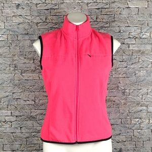 Gap Pink Fleece Vest